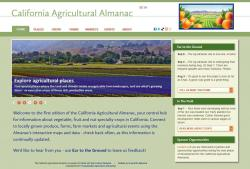 Calif. Ag. Almanac Home Page