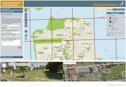 MapCollaborator Application for Inventorying Recreation Facilities