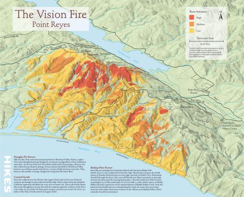 Fire Intensity Map