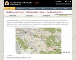 Anza Trail County Guides