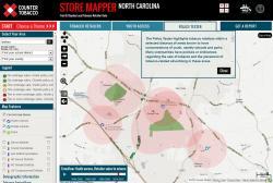 Original Store Mapper Design