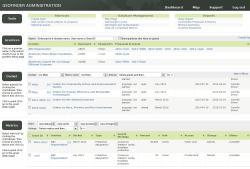 GeoFinder Administrative Portal