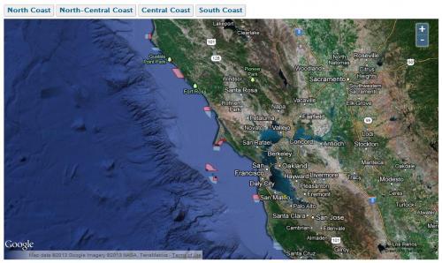 Screenshot of Ocean Spaces - Explore