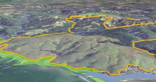 Screen Capture of Jenner Headlands Video 2
