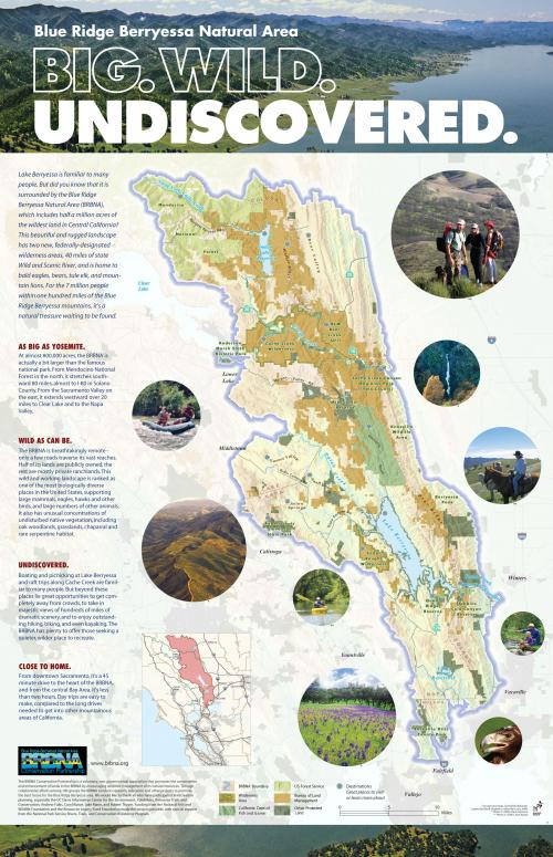Information Poster for Conservation Partnership