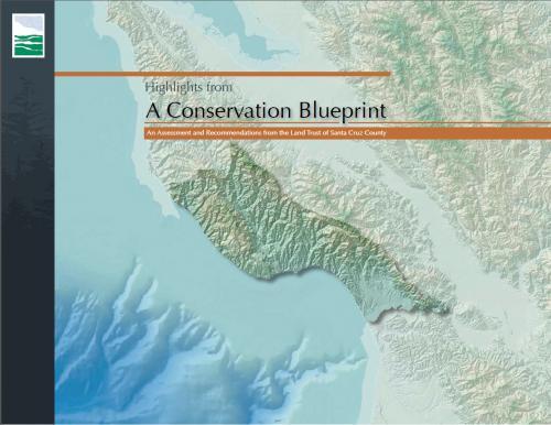 Cover of Blueprint Summary Document