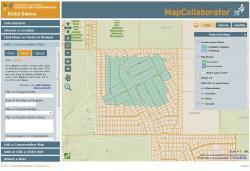 MapCollaborator SCAG Edition - Parcel Selection