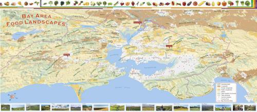 Regional Food Landscapes Map