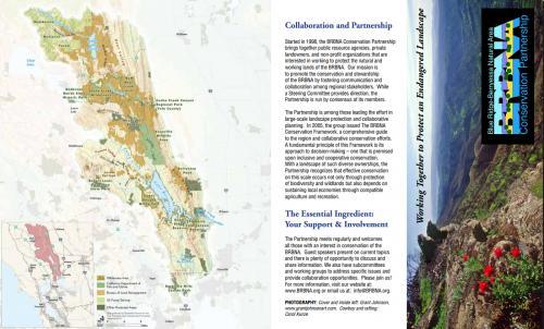 Map Developed for Brochure