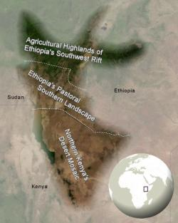 Christensent Fund Focus Area in Africa