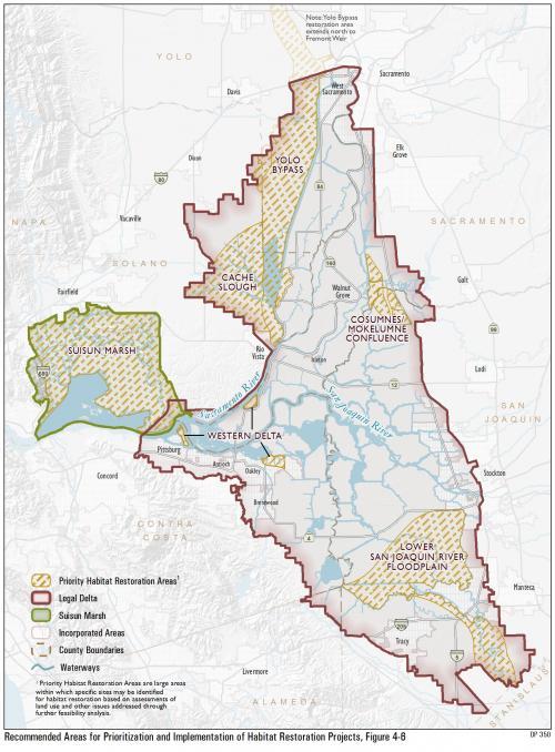 The Delta Plan - Habitat Restoration