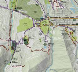 Cartography in Aspen Map