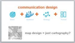 Communication Design is More Than Cartography