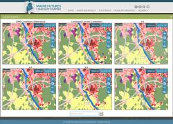 Mapper with multiple views of scenarios