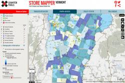 Store Mapper with Demographics