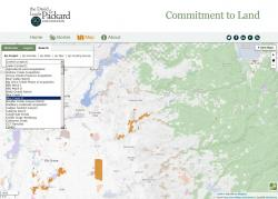 50 Years of Conservation Mapped