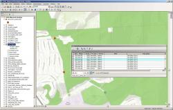Creating Park Entry Points in GIS