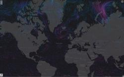 Global View of Wind Patterns