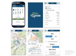 PitkinOutside - Phone Application Views