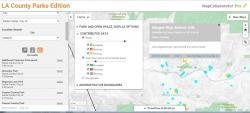 LA County Parks MapCollaborator