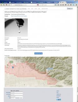 ClimateBenefitsCA Project Detail Page