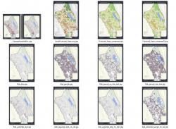 Countywide Map Studies