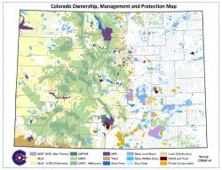 The Colorado COMaP Protected Areas Inventory