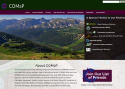 COMaP Web Site Home Page