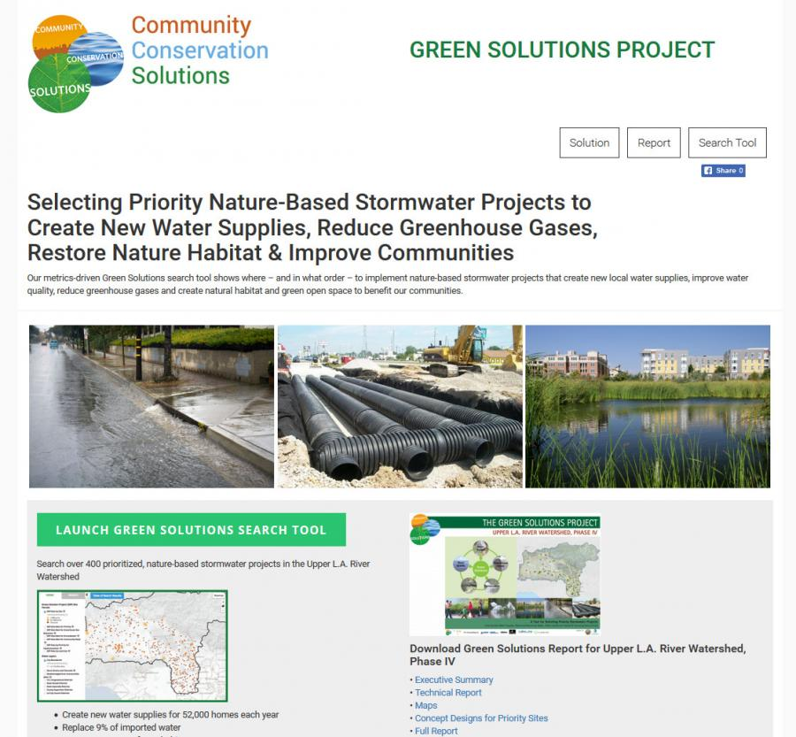 GreenInfo Network | Information and Mapping in the Public