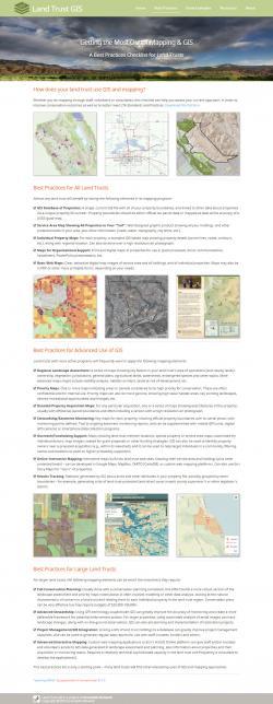 Web site page