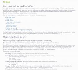 Bay Area Greenprint - Methods Page