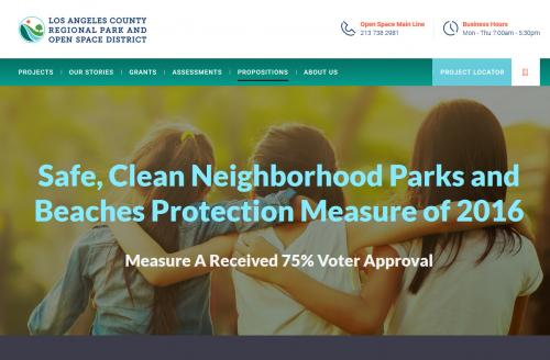 An incredible victory for parks!