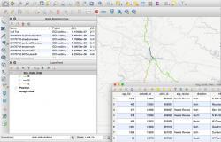 Editing data in QGIS